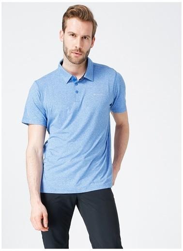 Columbia Columbia Polo T-Shirt Mavi